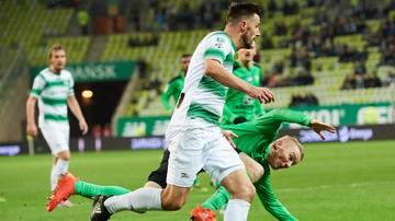 2016-11-28 Pewne zwycięstwo Lechii Gdańsk nad czerwoną latarnią. Jarecki największym pechowcem