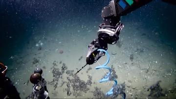 27-05-2017 19:17 Lód metanowy - paliwo przyszłości na dnie Morza Południowochińskiego