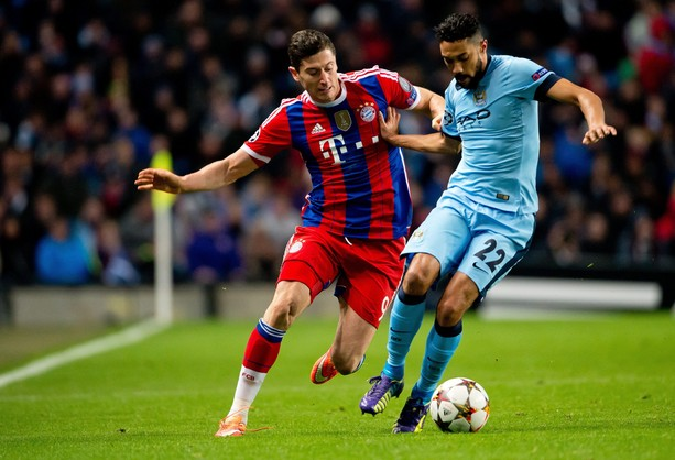LM: Gol Lewandowskiego, Messi z rekordem