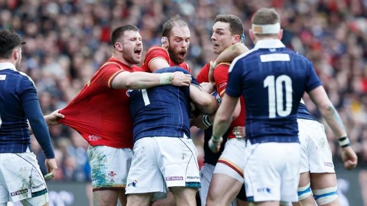 Puchar Sześciu Narodów: Zwycięstwa rugbistów Irlandii i Szkocji