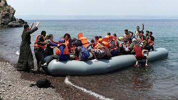 """02-07-2016 15:10 """"Nowa strategia migrantów - wysyłać same dzieci"""""""