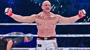 2016-12-30 Tyberiusz Kowalczyk zakończył współpracę z FEN. Walka z Pudzianowskim na horyzoncie?
