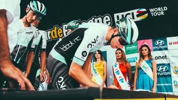 2016-07-25 Domagalski siódmy w kolarskim klasyku w Hiszpanii