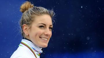 2015-11-26 Mistrzyni świata w kolarstwie przełajowym nie wystartuje w tym sezonie. Złamała piszczel