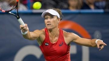2017-10-13 WTA w Hongkongu: Pogromczyni Radwańskiej odpadła w ćwierćfinale