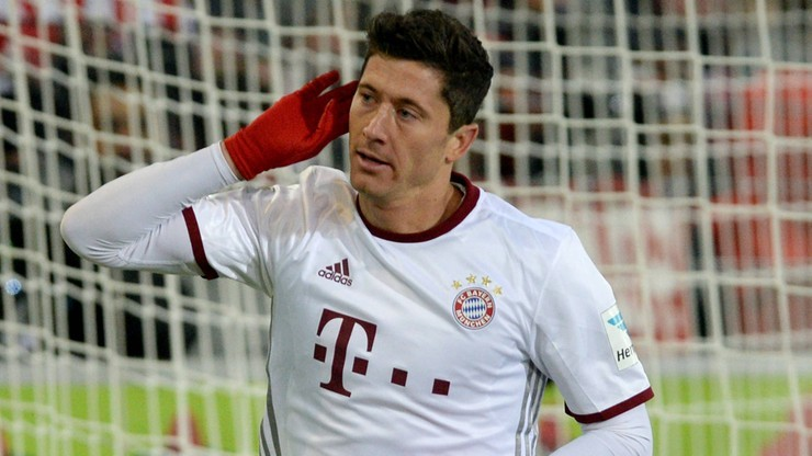 Lewandowski: Przejście do Realu albo Barcelony nie byłoby krokiem w przód