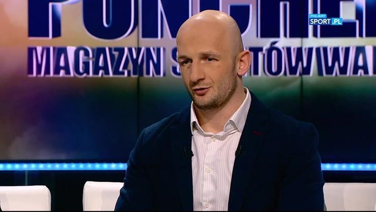 Dąbrowski: Parzęczewski może mi nosić torbę. Chcę walki z Sękiem