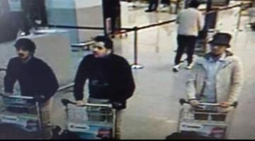 23-03-2016 08:38 Belgia: Policja zna tożsamość dwóch zamachowców. To bracia Bakraoui