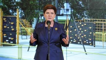 """21-09-2017 13:53 Szydło: CIR nie uczestniczyło w przygotowaniu kampanii """"Sprawiedliwe Sądy"""""""