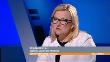 05-06-2017 21:44 Beata Kempa: zawiadomiłam prokuraturę w sprawie polityków PO