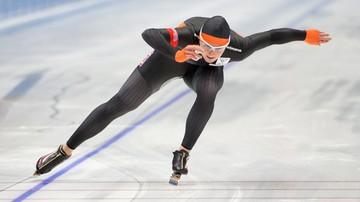 2017-10-28 MP w łyżwiarstwie szybkim: Czerwonka i Niedźwiedzki najszybsi na 1500 m