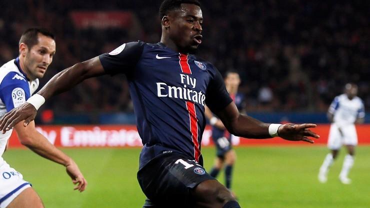Paris Saint-Germain ukarało Auriera. Działacze zesłali go do rezerw