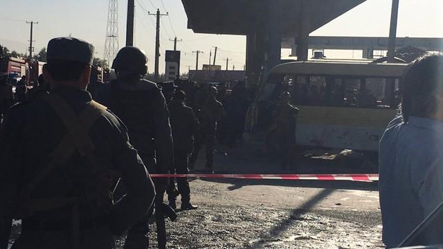Afganistan: samobójczy zamach w Kabulu. Kilkanaście osób zabitych