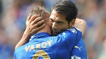 2015-11-21 Vardy wyrównał rekord van Nistelrooya! Leicester sensacyjnym liderem Premier League