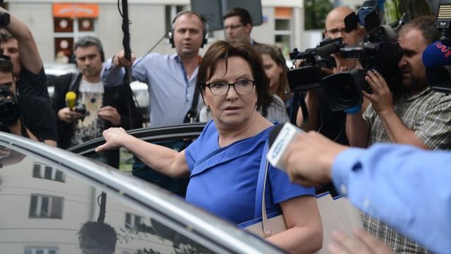 Trzaskowski: atak na Ewę Kopacz to draństwo, będziemy jej bronić