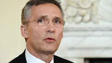 Szef NATO:  incydent na Bałtyku niebezpieczny i nieprofesjonalny