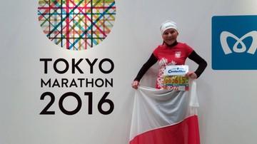 02-03-2016 11:07 73-letnia Polka zadziwia świat. Przebiegła w Tokio 46. maraton w życiu