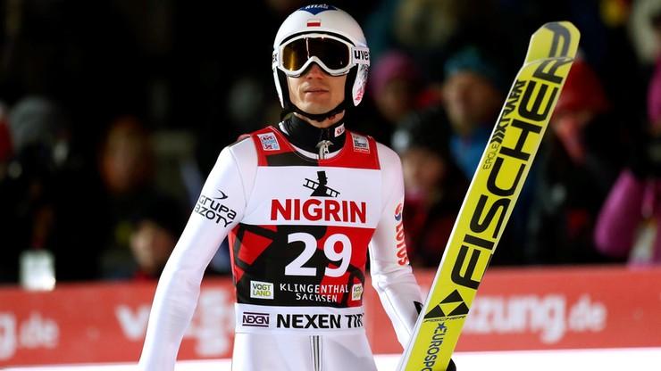 Niepewny udział Stocha w konkursie w Lillehammer, reszta Polaków gotowa
