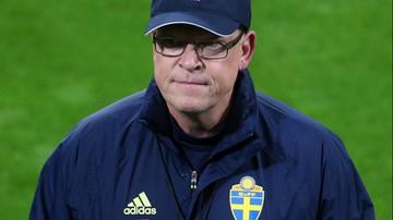 2017-11-14 Trener Szwedów: Przestańmy mówić o Ibrahimovicu