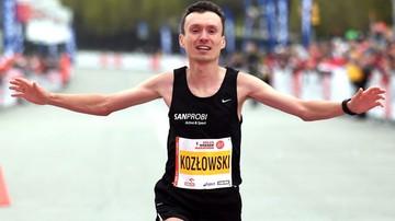 23-04-2017 14:22 Orlen Warsaw Marathon: Kenijczyk zwycięzcą, Kozłowski mistrzem Polski