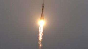2016-10-21 Rosyjski Sojuz dotarł do Międzynarodowej Stacji Kosmicznej