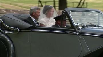 Pippa Middleton wyszła za mąż