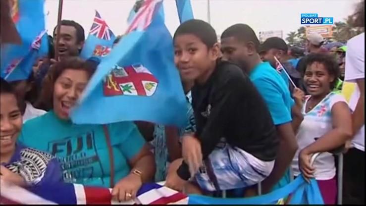 Wolny poniedziałek i... ząb wieloryba w nagrodę! Fidżi świętuje złoto