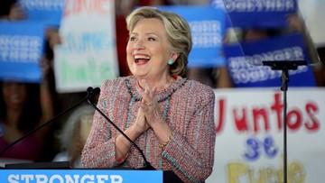12-10-2016 05:17 Prasa: już wczesne głosowanie może przesądzić o zwycięstwie Clinton