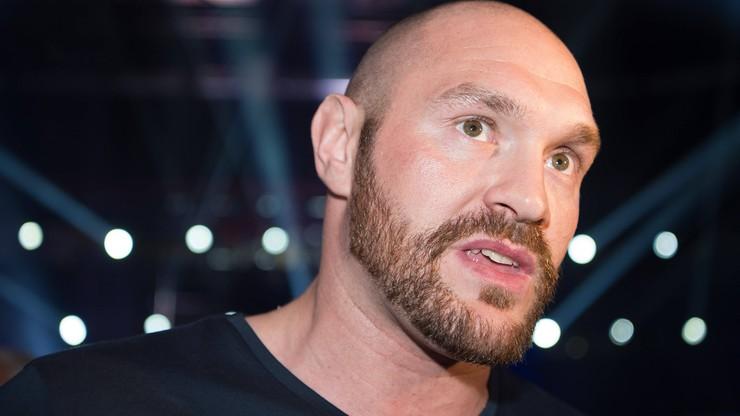 Fury oferuje się Wilderowi w zamian za Wawrzyka