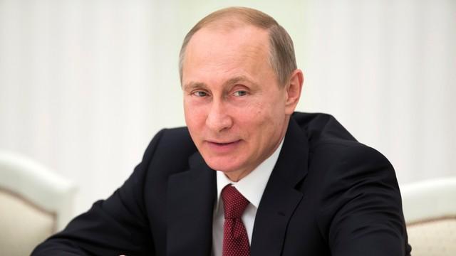 Putin: popieramy władze Syrii w przeciwstawieniu się agresji terrorystycznej