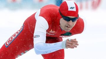 2017-01-07 ME w łyżwiarstwie szybkim: Michalski ósmy w wieloboju sprinterskim