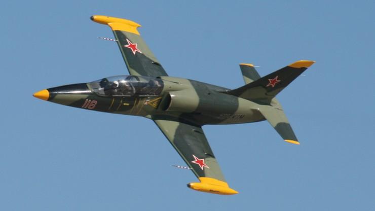 Katastrofa samolotu wojskowego na Ukrainie. Zginęło dwóch pilotów