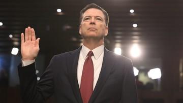 08-06-2017 16:50 Były szef FBI: nie mam żadnych wątpliwości, że Rosja ingerowała w wybory
