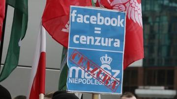 """10-11-2016 16:23 """"Zagrożenie swobodnego przepływu idei"""". Centrum Monitoringu i Wolności Prasy o """"przypadkach cenzury"""" na Facebooku"""