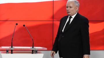11-07-2016 09:14 Kaczyński: trochę się kolumna rozciągnęła i trzeba tabory podciągnąć