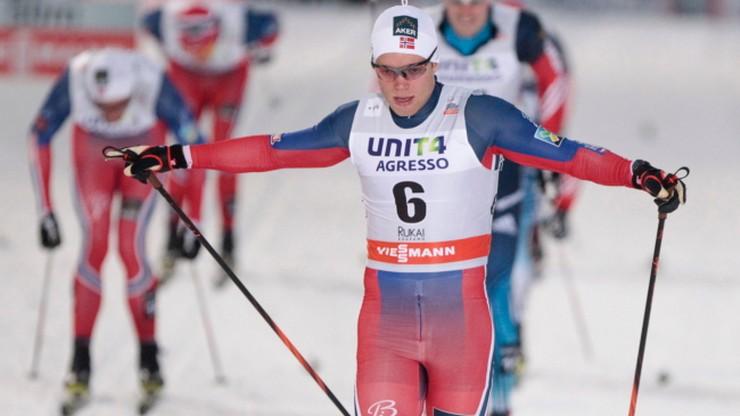 Norweg najlepszy na inaugurację PŚ w biegach narciarskich