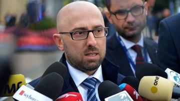 Łapiński o prezydenckich projektach ustaw: są na ostatniej prostej