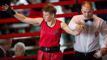 2016-11-18 ME w boksie: Awans Kingi Siwej do ćwierćfinału