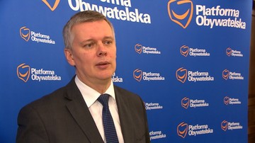 23-12-2016 12:18 Tomasz Siemoniak: Macierewicz dewastuje armię. Będziemy pytać o serię odejść z wojska