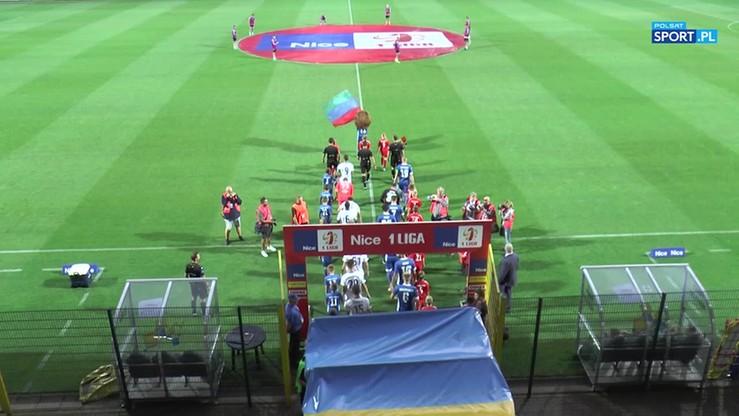 2017-08-29 Miedź Legnica - Stal Mielec 0:0. Skrót meczu