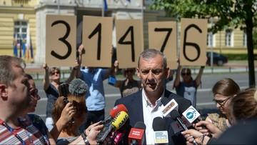 20-06-2017 12:02 ZNP: dla około 32 tys. nauczycieli ten rok skończy się bardzo złą informacją