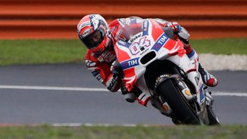 2016-10-29 MotoGP: Zaskakujące pole position Dovizioso w Malezji