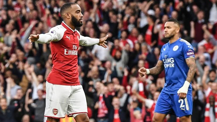 Rollercoaster na otwarcie Premier League! Arsenal odrobił straty z Leicester City