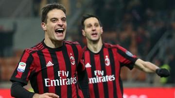 2017-12-10 Serie A: Bonaventura wygrał Milanowi mecz z Bologną