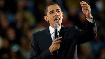 Podróż pożegnalna Obamy. Pierwszy przystanek w Arabii Saudyjskiej