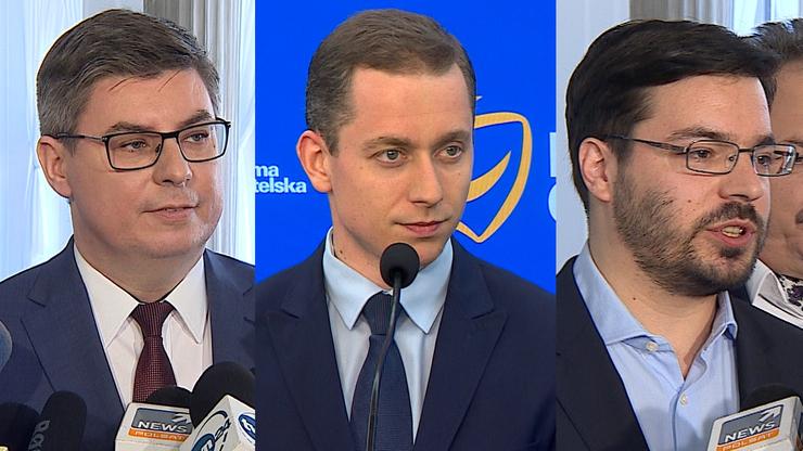 """Opozycja krytykuje list Szałamachy do Rzeplińskiego. """"To pułapka na prezesa TK"""""""