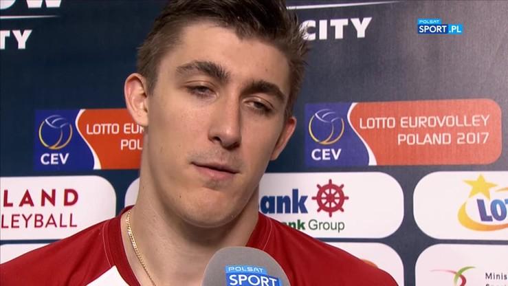 Kaczmarek: Mecz ze Słowenią kompletnie nam nie wyszedł