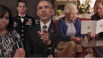 """30-04-2016 15:44 Obamowie vs. rodzina królewska, czyli """"wojna"""" na Twitterze"""