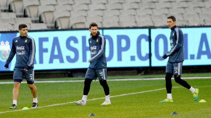 Messi bierze ślub! Argentyńczyk nie zagra z Singapurem