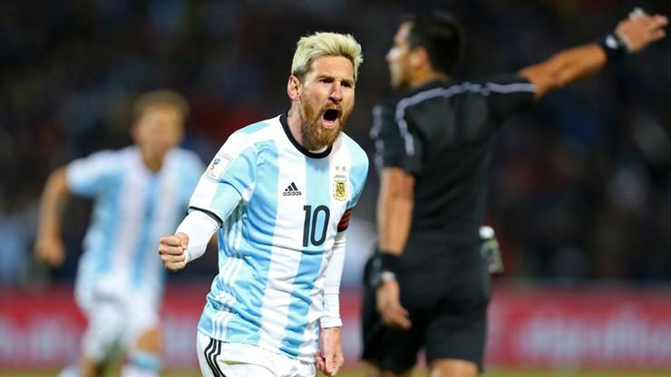 Messi znów strzela dla reprezentacji! Argentyna górą w szlagierze eliminacji